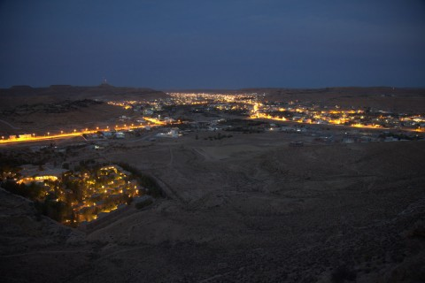 Tataouine by night