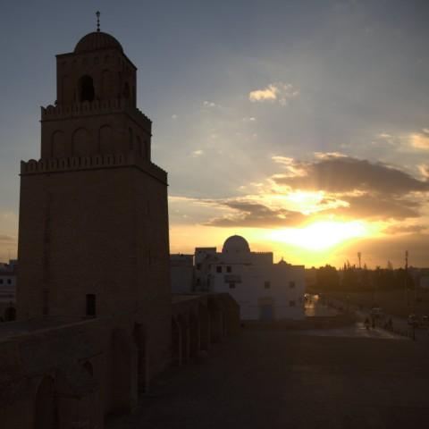 Kairuan sunset